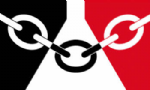 Black Country Large County Flag - 5' x 3'.